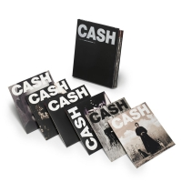 Johnny Cash - American Recordings I - VI (180g) (Limited Edition 7LP Box Set)